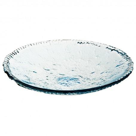 Centro de mesa Azul Ecoglass