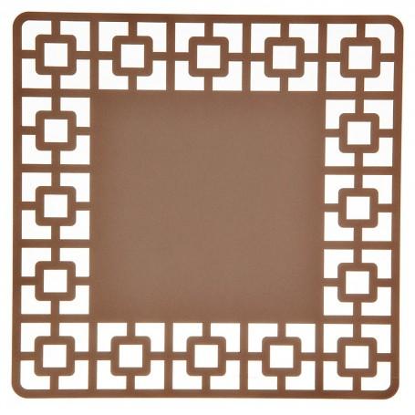 Plato base Geométrico Kikemar