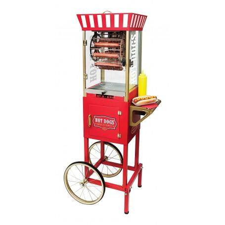 Carrito para hot dogs Nostalgia