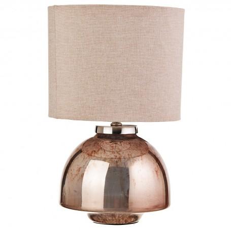 Lámpara de mesa Dorado Haus