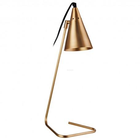 Lámpara de escritorio Dorado Haus