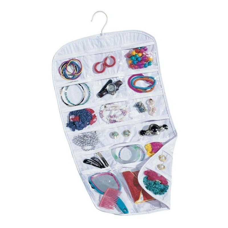 Organizador para joyas 37 bolsillos Household Essentials