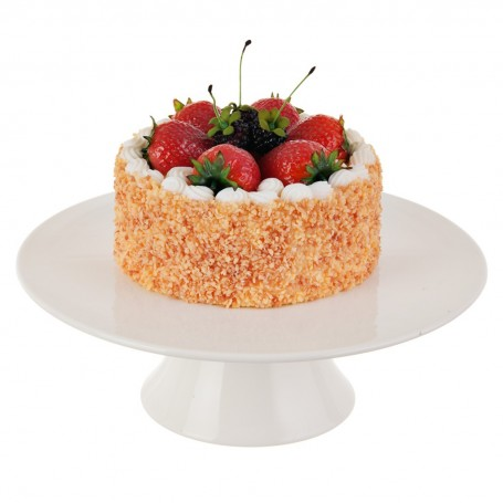 Porta pastel redondo Wilmax