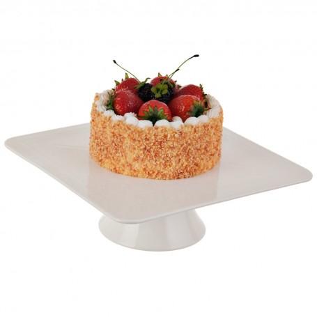 Porta pastel cuadrado Wilmax