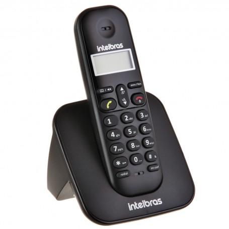 Teléfono inalámbrico con identificador DECT 6.0 TS 3110 Intelbras