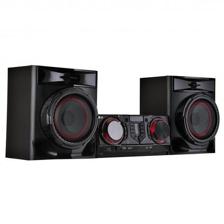 Mini componente Bluetooth, Wireless y Karaoke 480W CJ44 LG