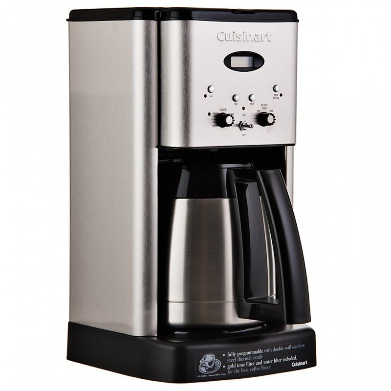 Cafetera programable con jarra térmica DCC-1400 Cuisinart