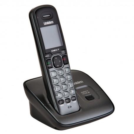 Teléfono inalámbrico 1.8 con altavoz y Tecnología DECT 6.0 Uniden
