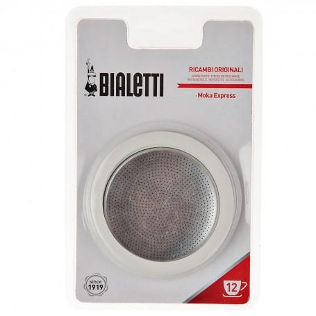 Repuesto Filtro para Cafetera Moka Express de 3-4 tazas y Dama Bialetti