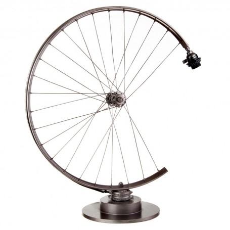 Lámpara de mesa Rueda de Bicicleta