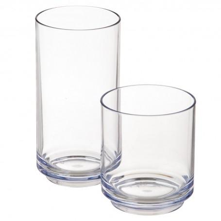 Vaso Clear Upp-Spidy Bzyoo