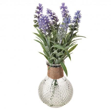 Planta artificial con florero Flores Haus