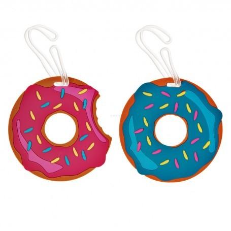 Juego de 2 identificadores para maleta Donuts Travelon