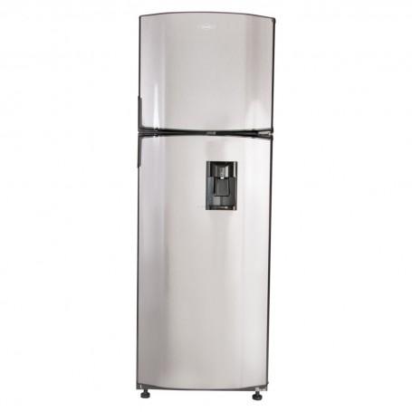 Refrigerador No Frost con dispensador 292L / 13' Silver Haceb