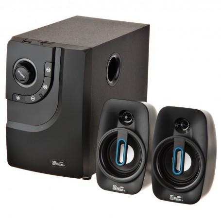 Parlante para PC Bluetooth / USB 2.1 40W KWS-616 Klip Xtreme
