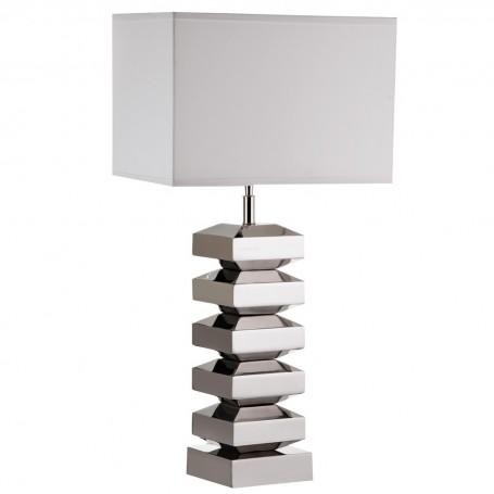 Lámpara de mesa Geométrica Silver