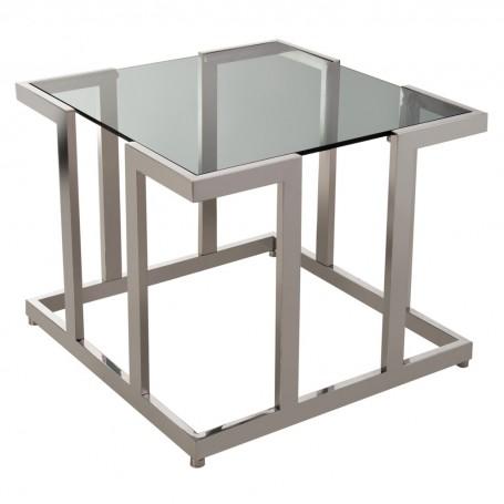 Mesa Lateral Negro / Silver