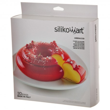 Molde de silicona Cono 3D Silikomart