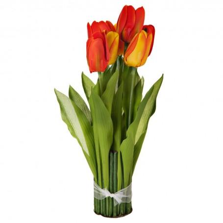 Arreglo Bouquet Tulipán Haus
