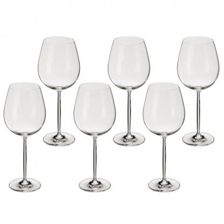 Juego de 6 copas para vino tinto Diva Schott Zwiesel