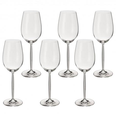 Juego de 6 copas para vino blanco Diva Schott Zwiesel