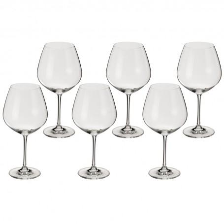 Juego de 6 copas para vino Beaujolais Viña Schott Zwiesel