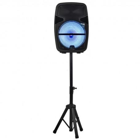 "Parlante recargable para fiesta Bluetooth 90000W 15"" PB15PKG Techical Pro"