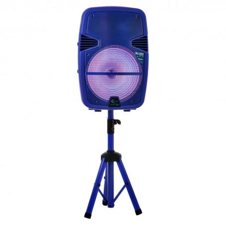"Parlante recargable para fiesta Bluetooth 90000W 15"" PARTY15 Techical Pro"