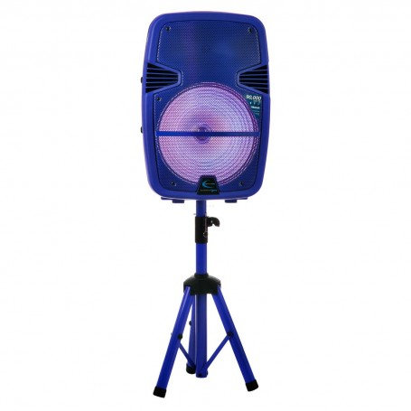 "Parlante recargable para fiesta Bluetooth 90000W 15"" PARTY15 Techical Pro"