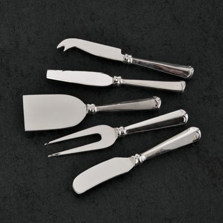 Cuchillos para queso Silver Haus