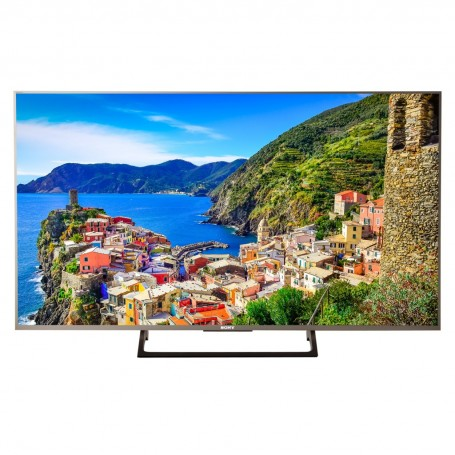 "TV LED digital ISDB-T Android 4K Wi-Fi 55"" XBR55X805E Sony"