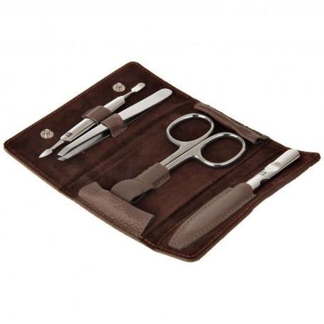 Estuche manicure 4 piezas Classic Inox Zwilling