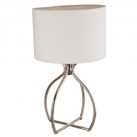Lámpara de mesa Cruzada Silver Haus
