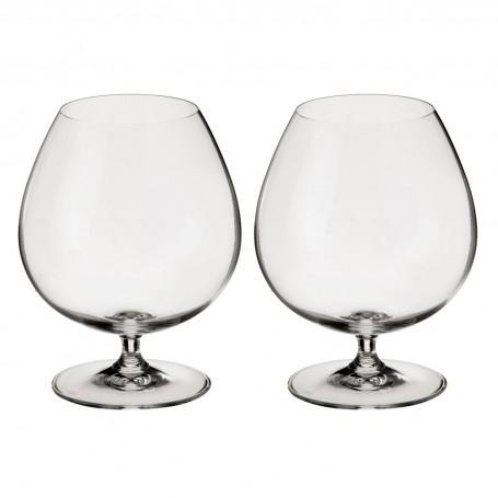 Juego de 2 copas para brandy Vinum Riedel