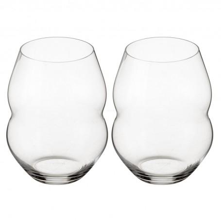 Juego de 2 vasos para vino tinto Swirl Riedel