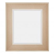Espejo con marco Natural Haus