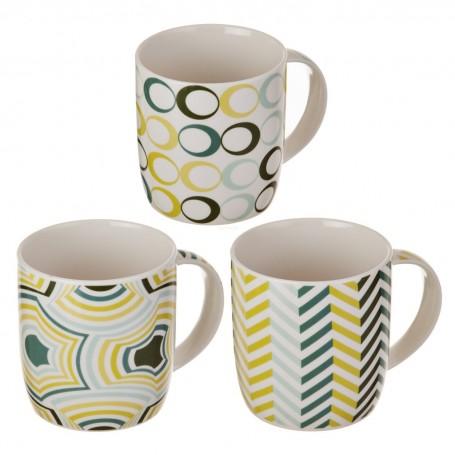 Jarro redondo de porcelana Diseño Surtido