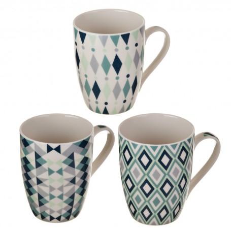 Jarro de porcelana Azul Diseño Surtido