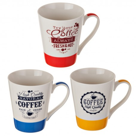 Jarro Coffee Colores Surtidos