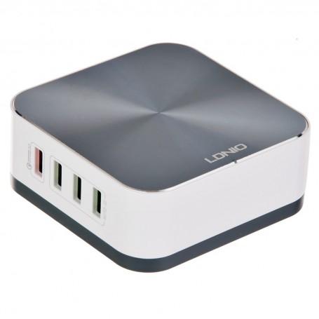 Cargador con 8 puertos USB LDNIO
