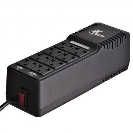 Regulador automático de voltaje 110V/120V XTR-1002 XTech