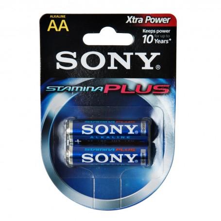 Juego de 2 pilas AA 1.5V Sony