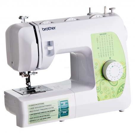 Máquina de coser con 27 puntadas BM2800 Brother