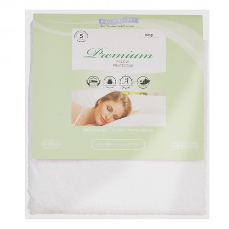 Protector para almohada Premium King