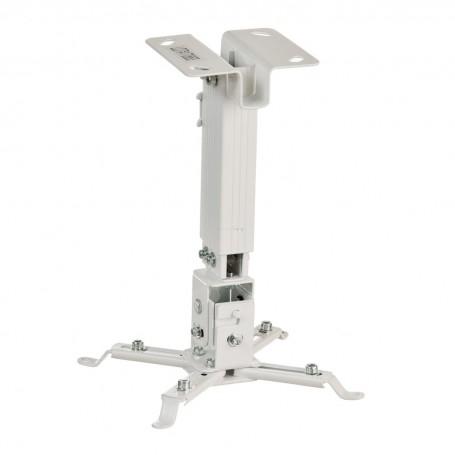 Soporte para proyector 22lbs con canaleta para cables KPM-580W Klip Xtreme