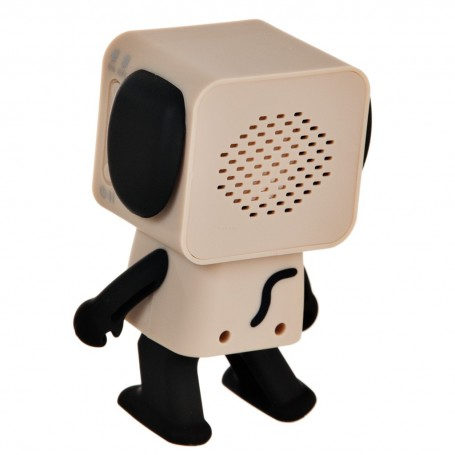 Parlante portátil Bluetooth con movimiento Dog