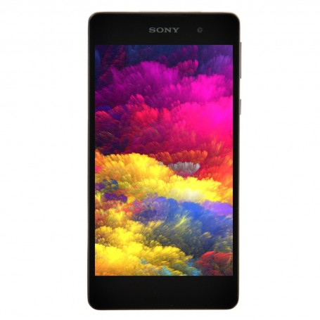 "Teléfono celular E5 CH4567 huella digital /  HD / LTE 2GB / 16GB 5.2"" Sony Xperia"