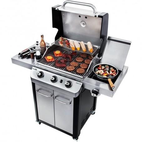 BBQ a gas 3+1 Quemadores 24000+13000BTU 3B Cabinet 425 Char Broil