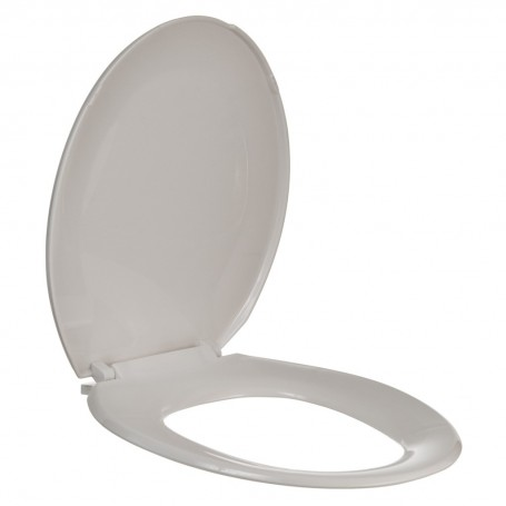 Tapa de plástico para inodoro Ginsey