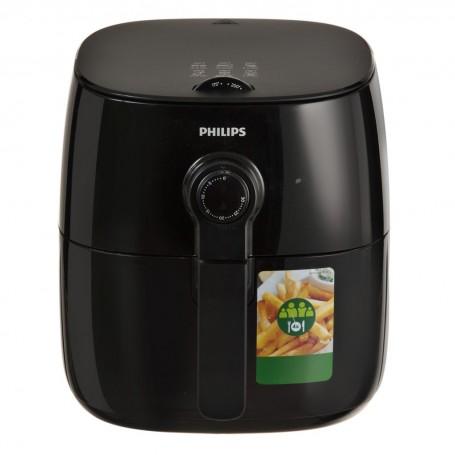 Freidora de aire caliente con cierre automático 1425W HD9621 Philips